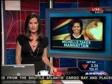 "CONTESSA BREWER lowcut ""MSNBC News Live"" (May 19, 2009) - *newsbabe lowcut top*"
