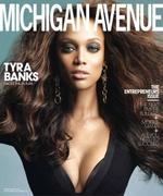 Tyra Banks-Michigan Avenue