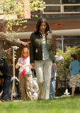 "Catherine Zeta-Jones On The Set Candids of ""The Rebound""  HQ/MQx66"