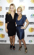Kristen Bell, Kristin Chenoweth and Marisa Miller - Cosmo's 2010 Practice Safe Sun Awards Luncheon - 8 June, 2010 - 6 HQ